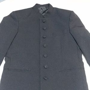Boy's Black Suit Coat